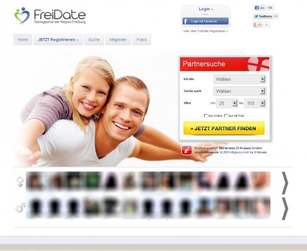 Dating portal freiburg